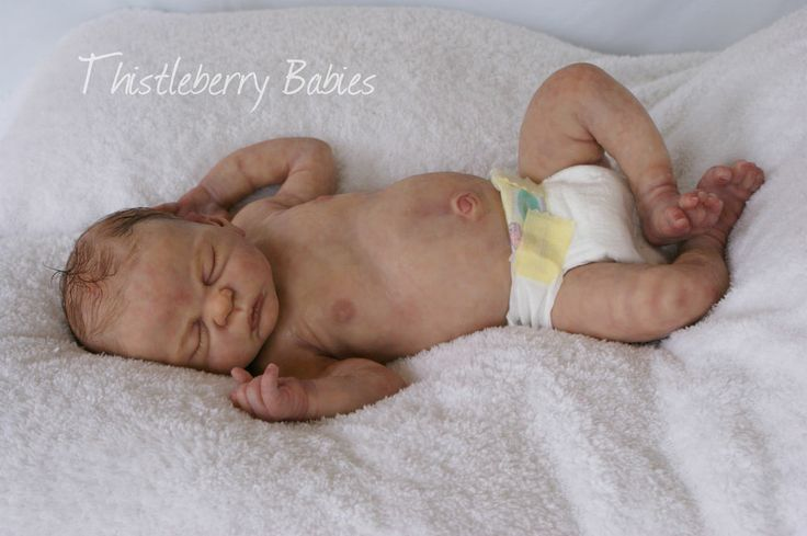 ♥+Thistleberry+Babies+Full-Body+Solid+Silicone+Baby+Girl+Beautifully+Reborn!♥