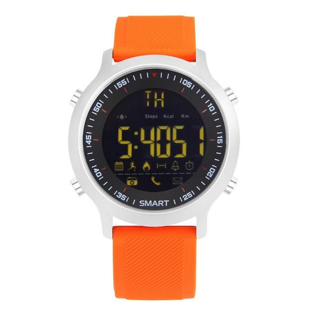 Smart Watch for Samsung iphone Waterproof IP68 Passometer Ultra-long Standby Outdoor Swimming Sport Smartwatch for ios Android