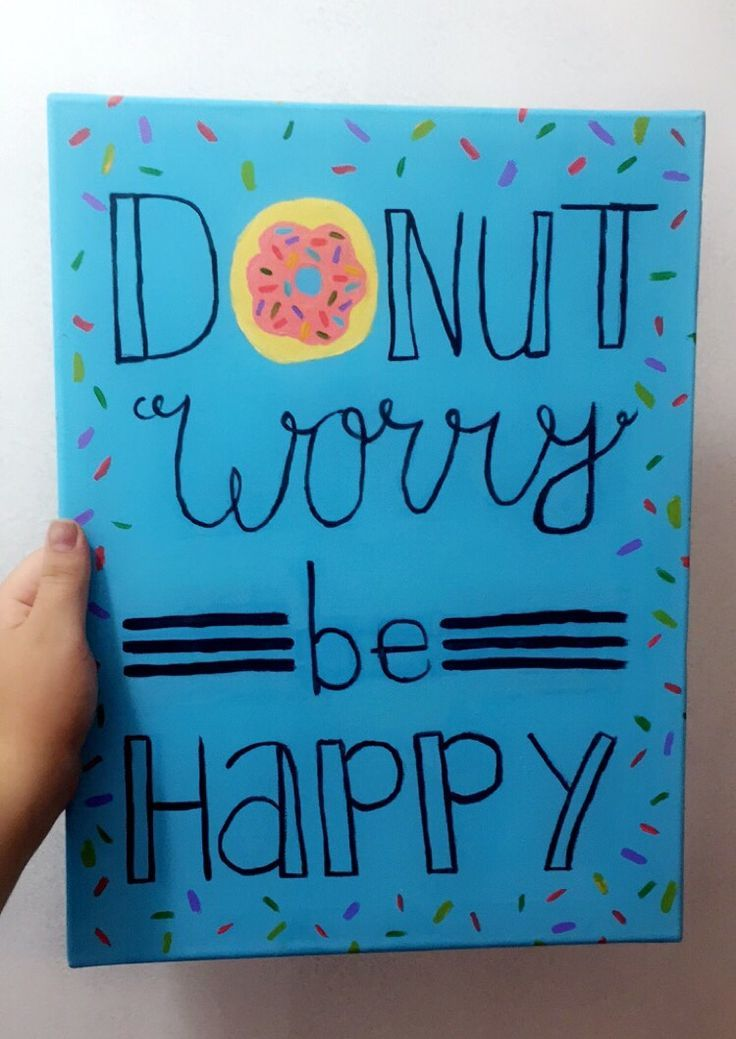 Pin By Tina Sampson On Girls Room Cute Easy Paintings Cute