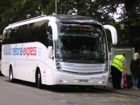national express coaches 2013 - YouTube