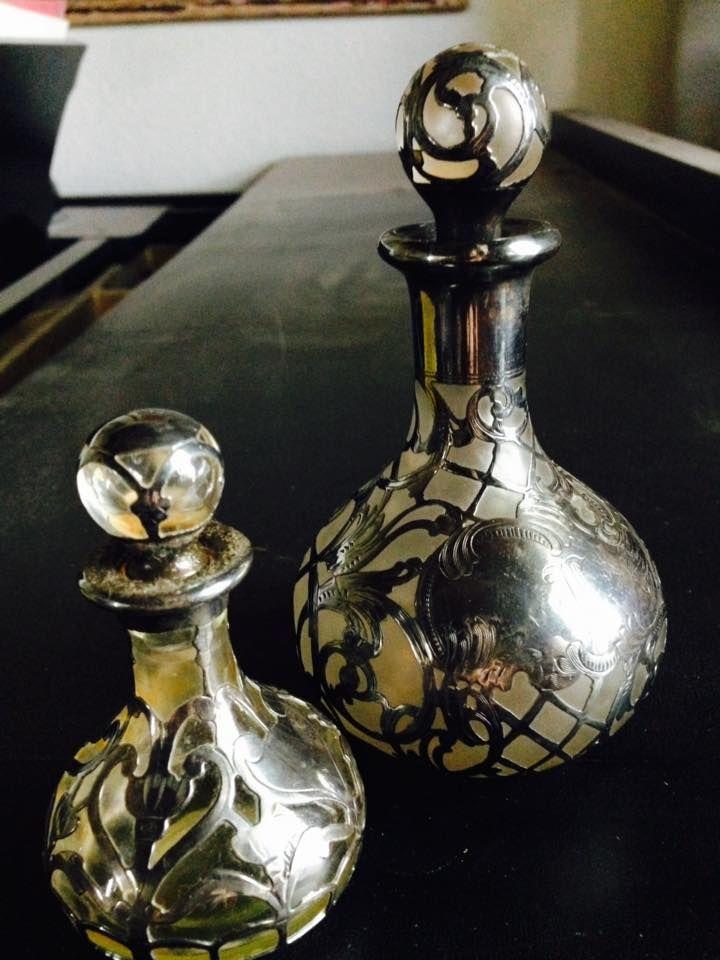 from Ann: perfume bottles