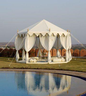 INDIAN GARDEN COMPANY - Garden tent-INDIAN GARDEN COMPANY-Maharani