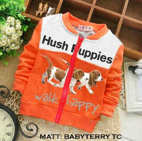 Jaket hush puppies kid salem@45rb Bhn babyteri, fit 6-7thn, ready 10 mei, seri 2pcs ¤ Order By : BB : 2951A21E CALL : 081234284739 SMS : 082245025275 WA : 089662165803 ¤ Check Collection ¤ FB : Vanice Cloething Twitter : @VaniceCloething Instagram : Vanice Cloe