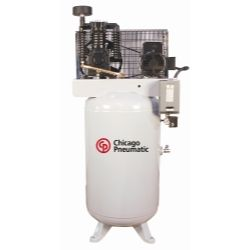 7.5 HP 2 Stage Single Phase Reciprocating Compressor