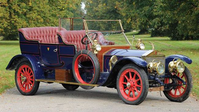 1911 Rolls Royce Silver Ghost ════════════════════════════ http://www.alittlemarket.com/boutique/gaby_feerie-132444.html ☞ Gαвy-Féerιe ѕυr ALιттleMαrĸeт   https://www.etsy.com/shop/frenchjewelryvintage?ref=l2-shopheader-name ☞ FrenchJewelryVintage on Etsy http://gabyfeeriefr.tumblr.com/archive ☞ Bijoux / Jewelry sur Tumblr