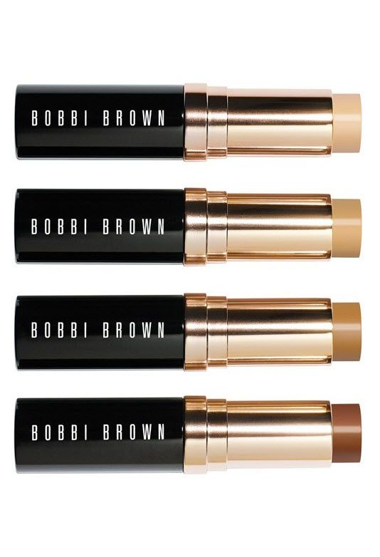 Foundation in an easy-to-apply stick!