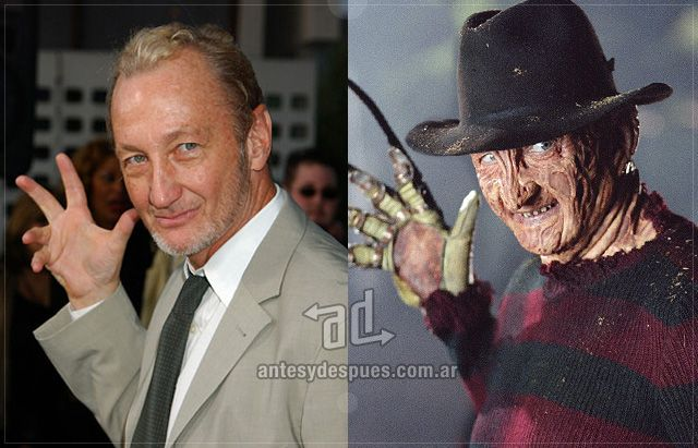 Character: Freddy Krueger, Movie: A Nightmare on Elm Street, Year: 1984, Portrayed by: Robert Englund, Make-up by: Kathryn Fenton, David B. Miller and others though out the series.