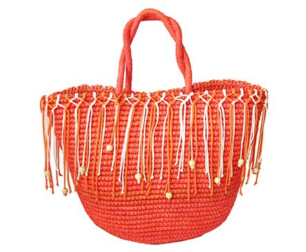 A woven beach bag—carried on vacation or in the city—brings good summer vibes to any outfit. Shop this Sensi Studio Style and the 19 other best bags on the market.
