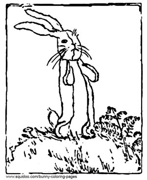Velveteen rabbit and coloring pages ~ The Velveteen Rabbit (Coloring Book) | SecondGradeSquad ...