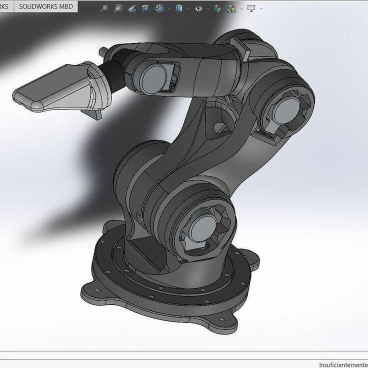 Terminando el diseño de controlador del #zortrax escala 1:5.  #reprap #opensource #poland #polish #3dprinted #robotics #arduino #power #nema17 #servo #control le #engineering #engineer #solidworks #design #creative #nice #thingiverse #grabcad #3dprinting by artilugiosencasa