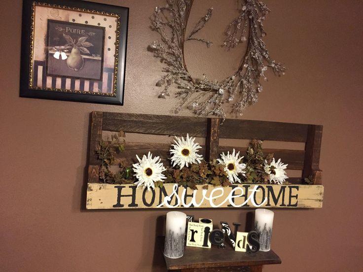 Home Sweet Home Shelf