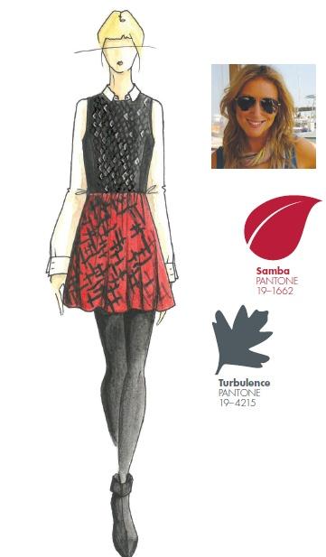 #FCRF13 Designer Inspiration: @Ella Gustafsson Moss by Pamella Protzel-Scott http://pantone.com/Fall2013