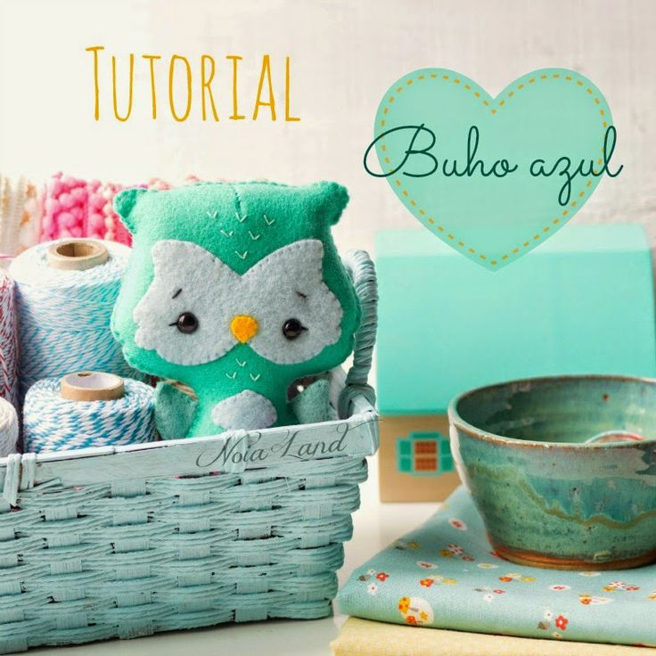 With tutorial and template in spanish. LOVELY!