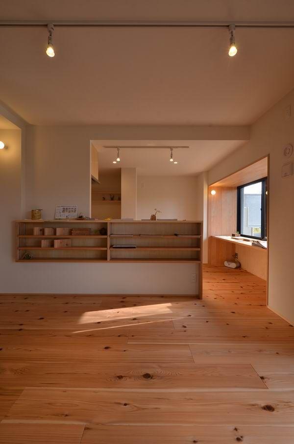 兵庫 三田の家 | 木のマンションリフォーム・リノベーション設計実例 | 木のマンションリフォーム・リノベーション-マスタープラン一級建築士事務所