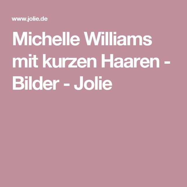 Michelle Williams mit kurzen Haaren - Bilder - Jolie