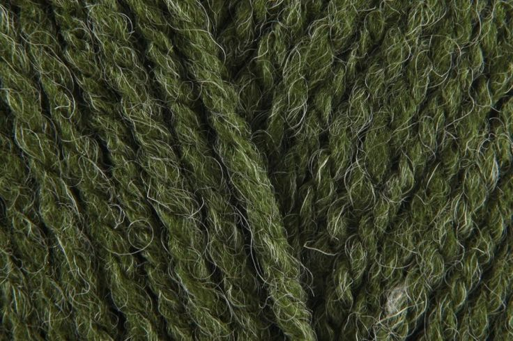 Robin Aran with Wool - Olive (01010) - 400g - Wool Warehouse - Buy Yarn, Wool, Needles & Other Knitting Supplies Online!