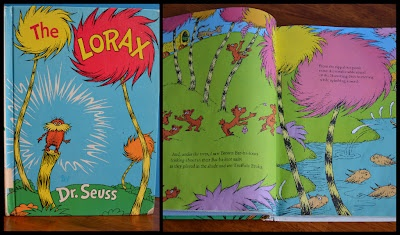 Inspired by The Lorax {activity, book, snack}