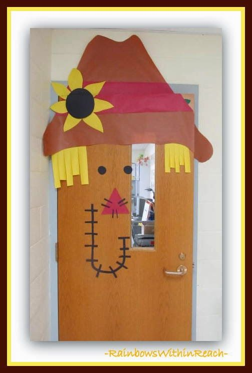 Classroom Door Decorations For Fall 140 best classroom door ideas images on pinterest | school