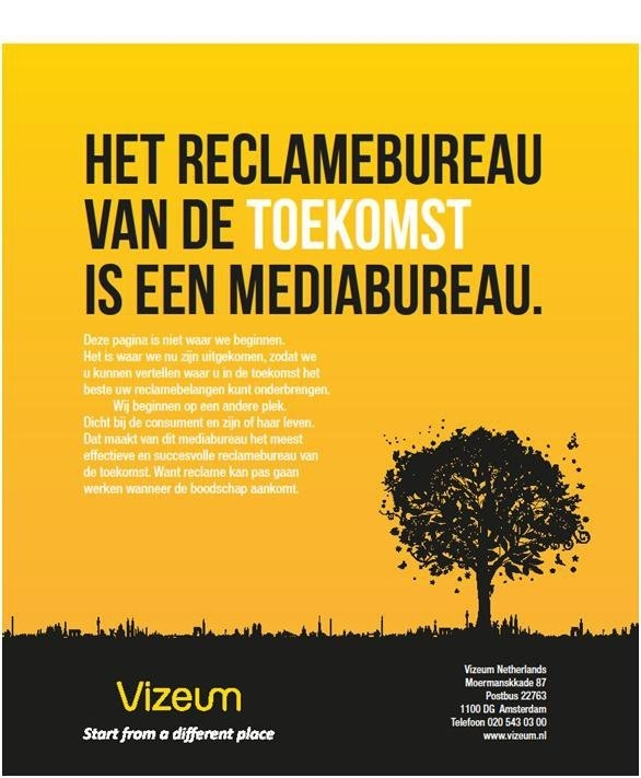 Vizeum ad. in Financieel Dagblad