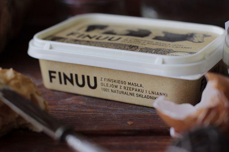 FINUU - fiński smak do smarowania pieczywa i smażenia. #finuu #inspiracje #pieczywo