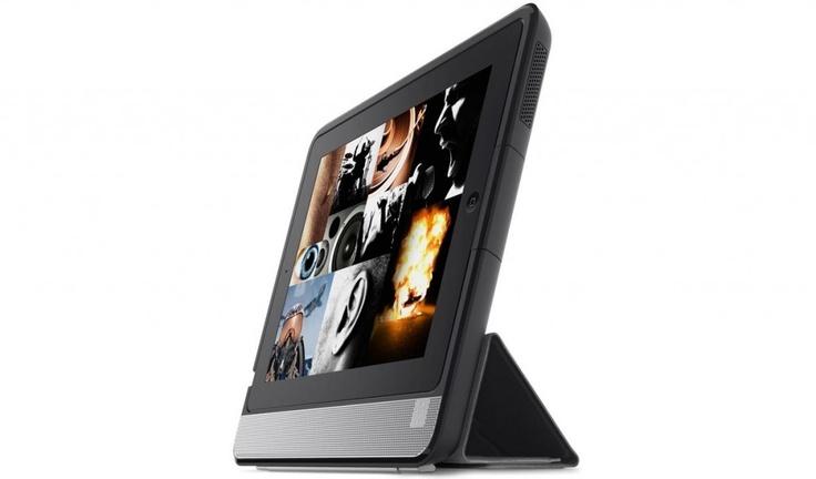 Belkin a dévoilé lui aussi au CES 2013 de son tout nouveau système home cinéma de poche Thunderstorm, une nouvelle station d'accueil portable pour iPad intégrant un haut-parleur à gamme étendue. Conçu pour une intégration parfaite avec l'iPad, le système home cinéma