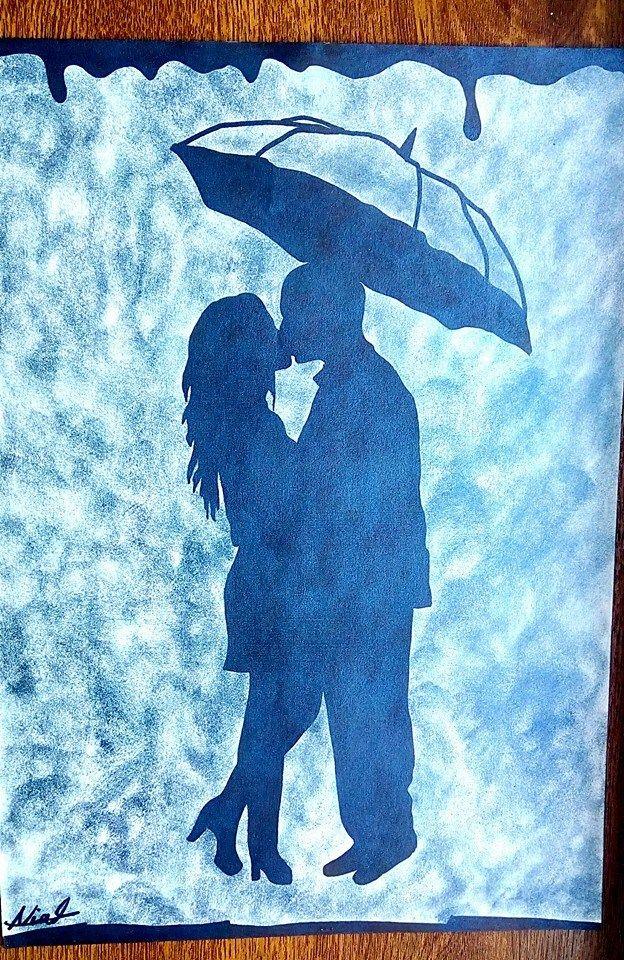 rainy kisses <3