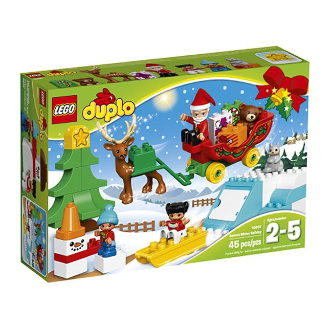 Lego Duplo Town Santas Winter Holiday And Thousands More Of The