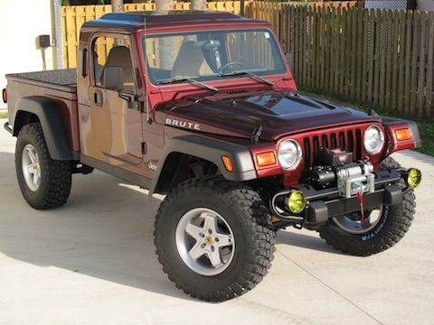 jeep brute.................What is this glorious thing? :O