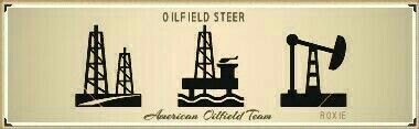 ✴ Roxie Sinesh 🔱 Oilfield Steer ✴  🔗 #Rigs #roughneck #crudeoil  🔗   ⛽ #Support #OilandGas #Jobs ⛽    #God #Bless #American #Oilfield