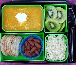 VEGAN & VEGETARIAN SCHOOL LUNCH RECIPES AND TIPS  The key to successful school lunches is variety. Finding healthy school lunch ideas for vegan and vegetarian kids adds to the challenge. Here you'll find lots of easy recipes and ideas, along with links to other VegKitchen posts on creating easy, tasty school lunches.
