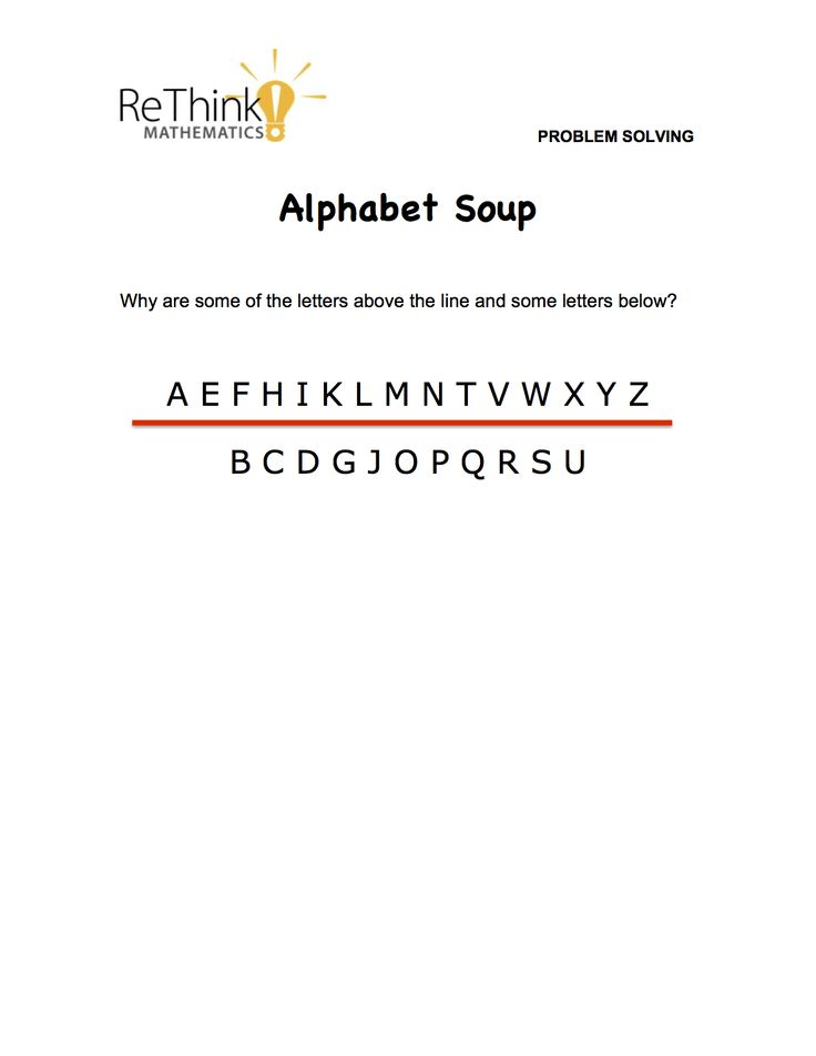 27 best Math Problem Solving Fridays images on Pinterest   Problem ...