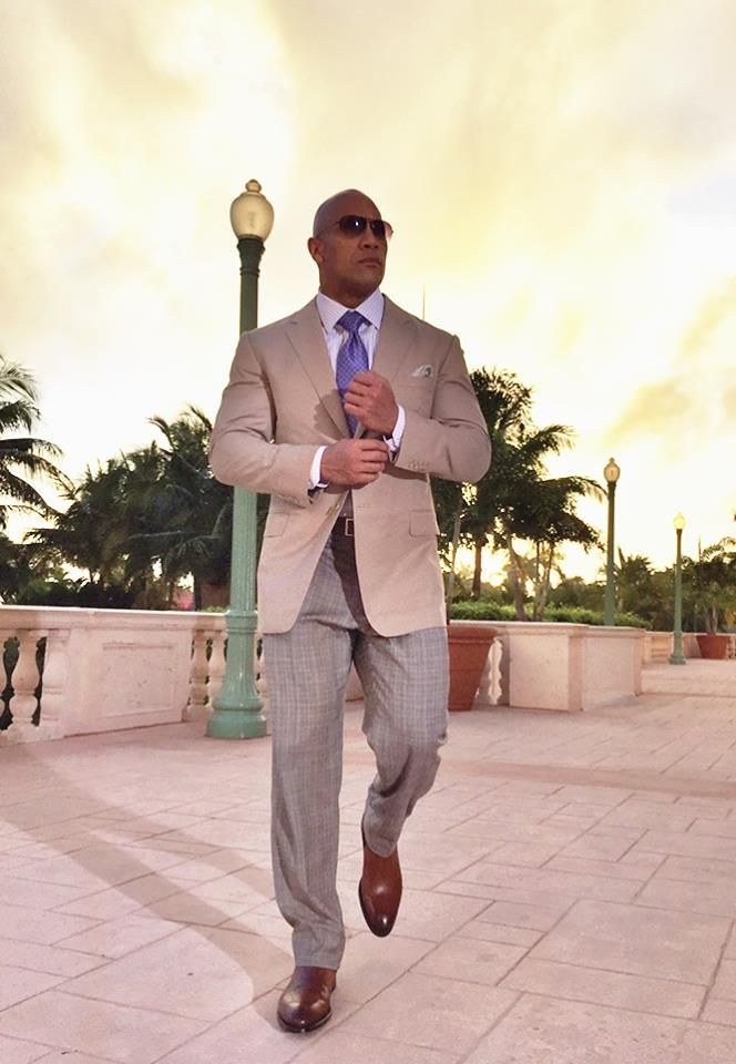 "G'd up.  ""I don't hold my clients hands… I hold their money.""  #OnSet #BALLERS #HBO #Miami Get ready… Summer 2015."