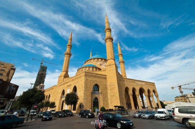 Mohammad Al-Amin Mosque, Beirut, Lebanon | 1,000,000 Places