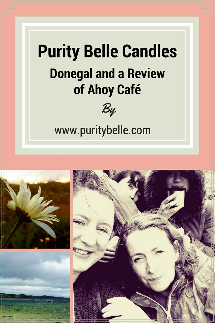 A lovely trip and a review of Ahoy Café in Killibegs, well worth a visit!