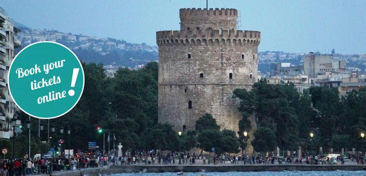 Day #Tour #Thessaloniki City from Sithonia #Halkidiki #Greece