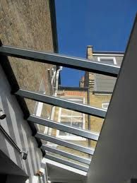 glass roof side return - Google Search