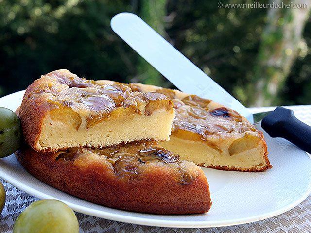 Gâteau aux prunes - Meilleur du Chef