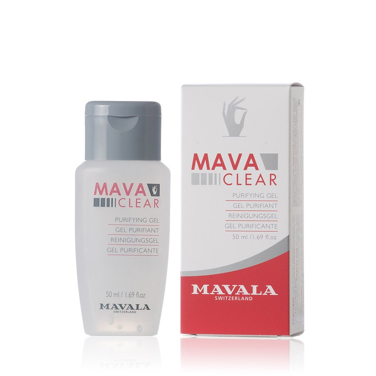 Mava Clear- Gel purificante mani