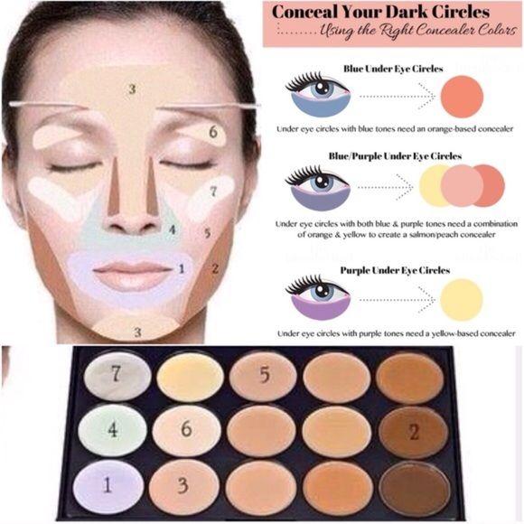 Concealer and 2 mini sponges 🌸 · Professional makeup ...