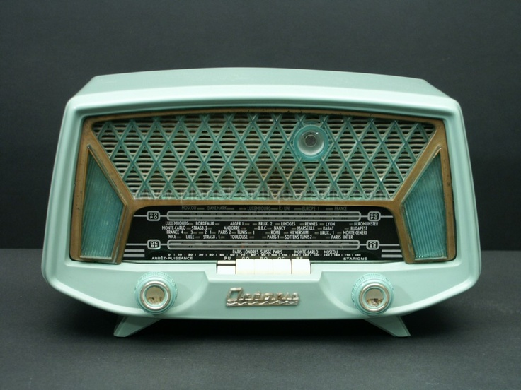 Planet Antique Radio - OCEANIC  www.planet-antiqueradio.com