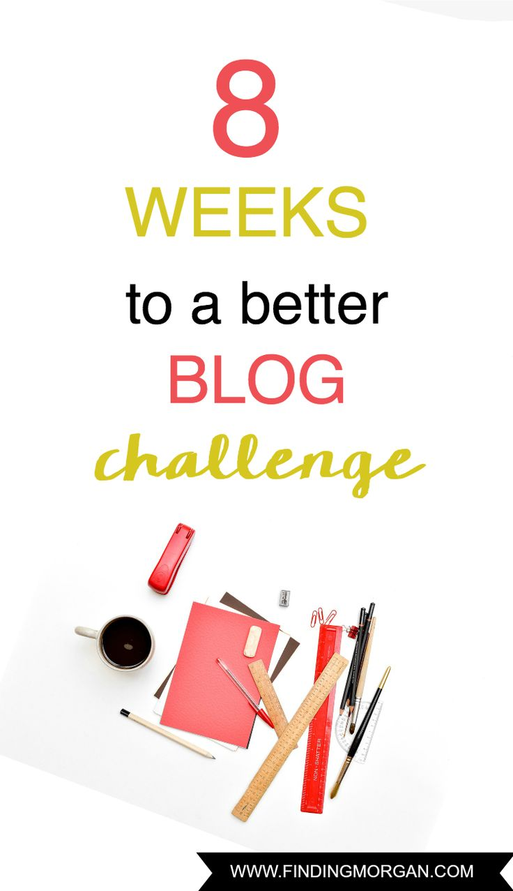 FREE 8 Weeks To a Better Blog Challenge Resources, Tips, Worksheets, Videos and more to make your blog ROCK!