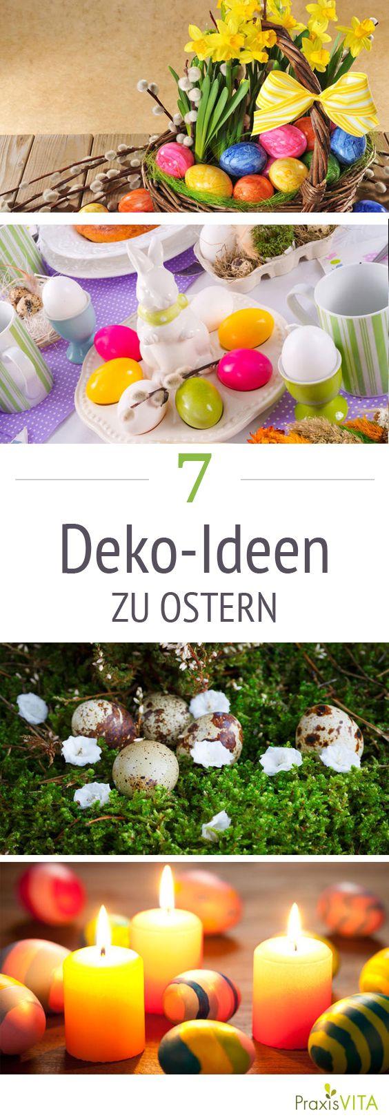 Vom Wohnungschmücken, Eierfärben bis zu Geschenken – wie Sie Ostern zum Fest für die ganze Familie machen.#Osterfest#Osterdeko#DIY