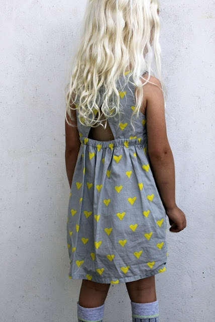 Groovybaby....and mama: Summer Dress, Girl Fashion, Kids Fashion, Blonde Babies, Children, Cut Outs, Groovybaby And Mama, Color Combination