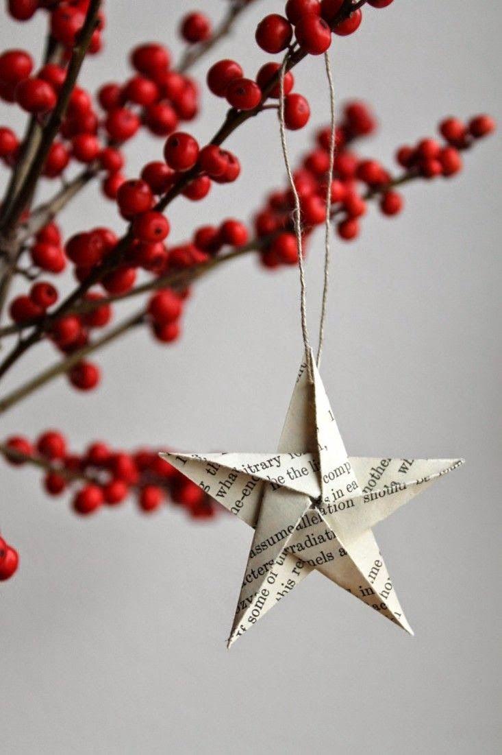 gwiazdka z origami