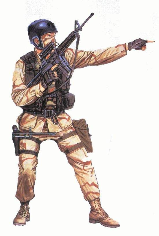 OPERACOES SOMALIA Gothic Serpent 1993, Delta Force, pin by Paolo Marzioli