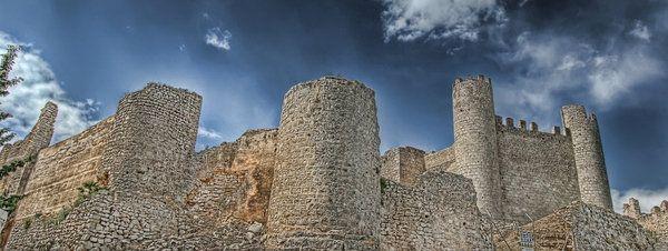 Castillo en Alcalà de Xivert Flickr / Asier Arco