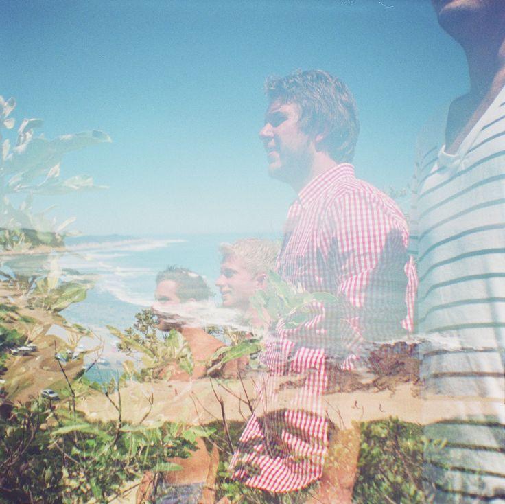 Lomography - Diana Mini - Double Exposures - Fun in the sun