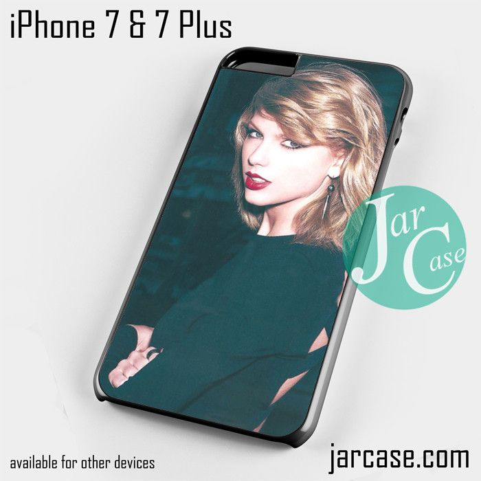 Beautiful Taylor Swift Picture Phone case for iPhone 7 and 7 Plus