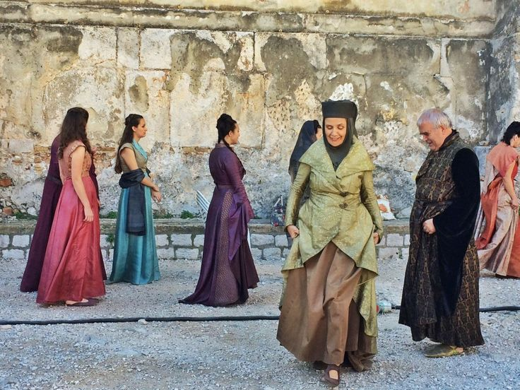 Game of Thrones Dubrovnik Filming: Extras