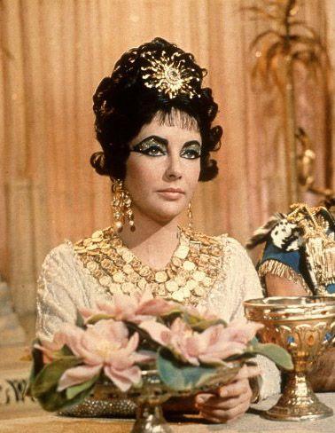 """Elizabeth Taylor- """"Cleopatra"""""""